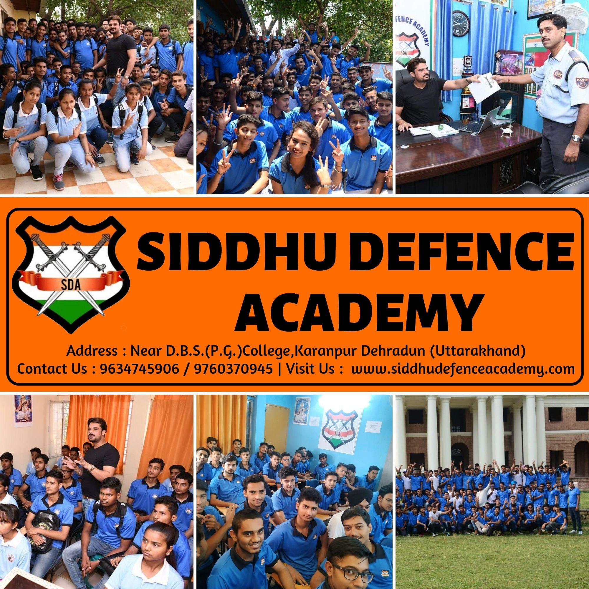 Best Defence Academy in Dehradun